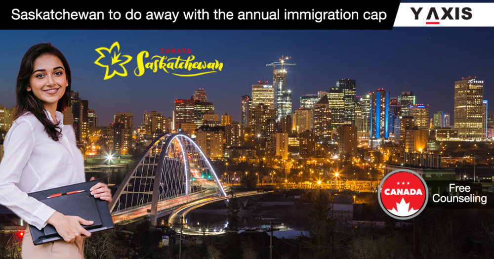 Saskatchewan to do away with the annual immigration cap