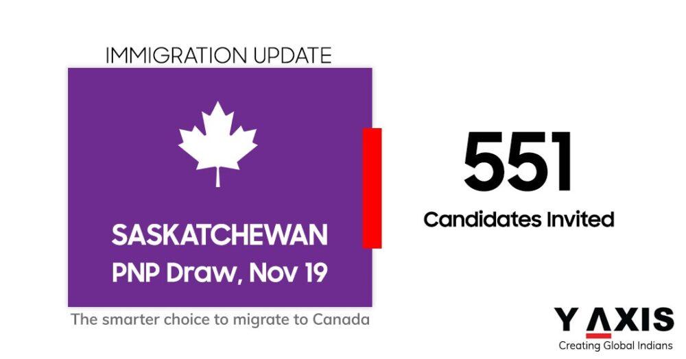 Saskatchewan PNP draw