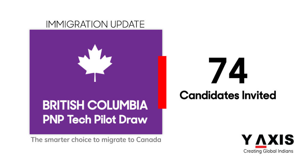 BC PNP Tech Pilot Draw