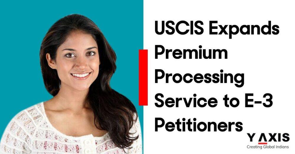 USCIS premium processing services